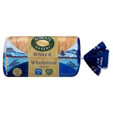 Roberts White Thick Sliced Loaf 800G