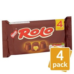 Rolo 4 Pack 208G