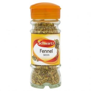 Schwartz Fennel Seed 28G Jar