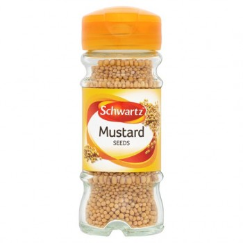 Schwartz Mustard Seed 48G Jar