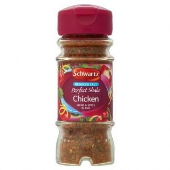 Schwartz No Added Salt Chicken Seasoning 43G