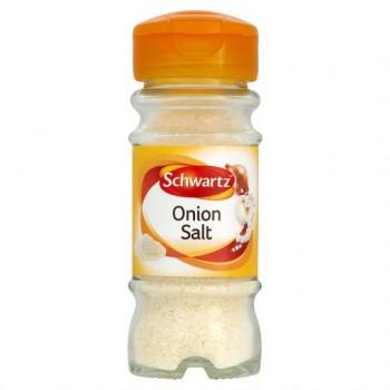 Schwartz Onion Salt 65G