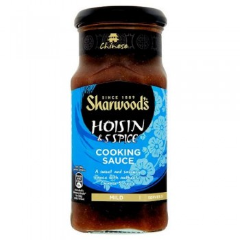 Sharwoods Hoi Sin And Five Spices Sauce 425G