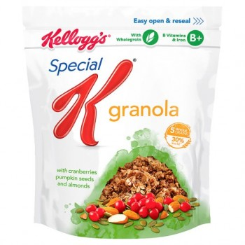 Special K Granola Fruit And Nut 370G
