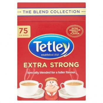 Tetley Extra Strong Tea Bags 75S 237G