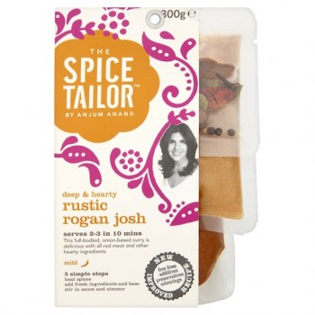 The Spice Tailor Rustic Rogan Josh 300G