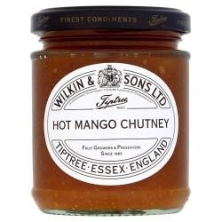 Tiptree Hot Mangos Chutney 220G