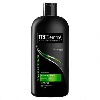 Tresemme Cleanse & Renew Deep Cleansing Shampoo 900Ml