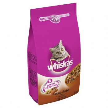 Whiskas Adult Complete Duck And Turkey 2Kg