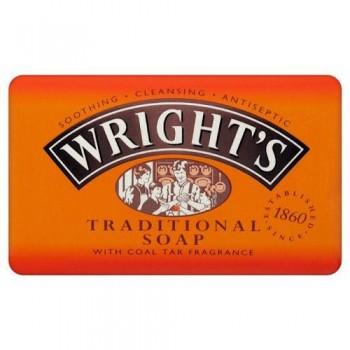 Wrights Coal Tar Soap Original 125G