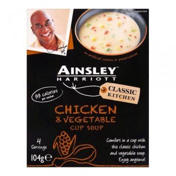 ainsley premium chicken