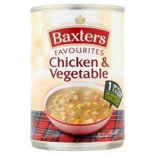 baxters chicken & vegetable