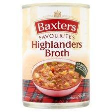 baxters highlander broth