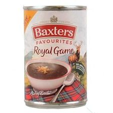 baxters royal game
