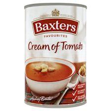 baxters tomato