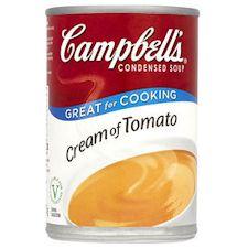 campbells cream of tomato