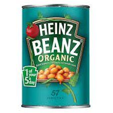 heinz beans organic