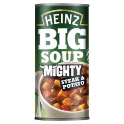 heinz big angus & potato