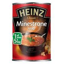 heinz minestrone