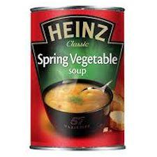 heinz spring vegetable